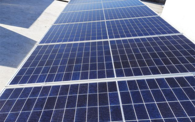 Reyah & Solar PV is changing people's life in Irbid