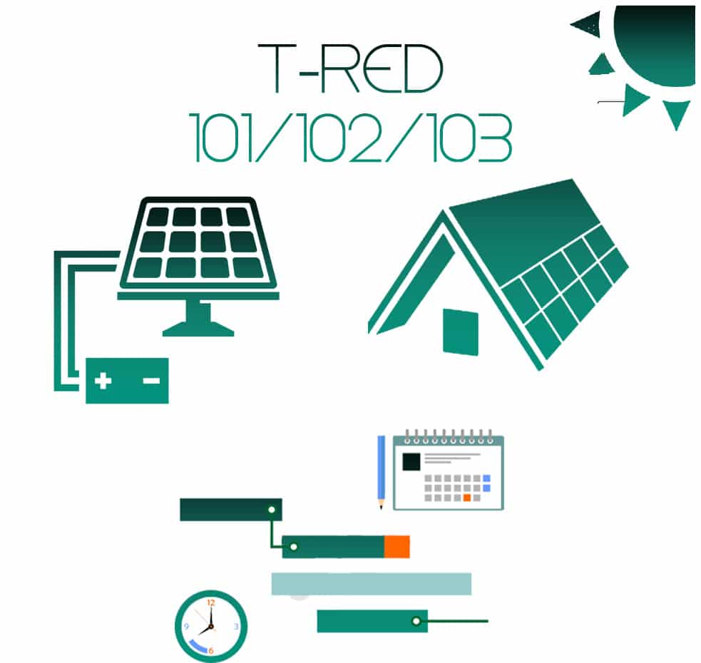 [Exclusive Offer] Taqetna Renewable Energy Development Training (T-RED 101, 102, 103 and Exam)